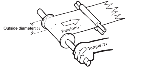 tension control system