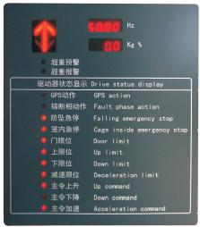 display of S200E