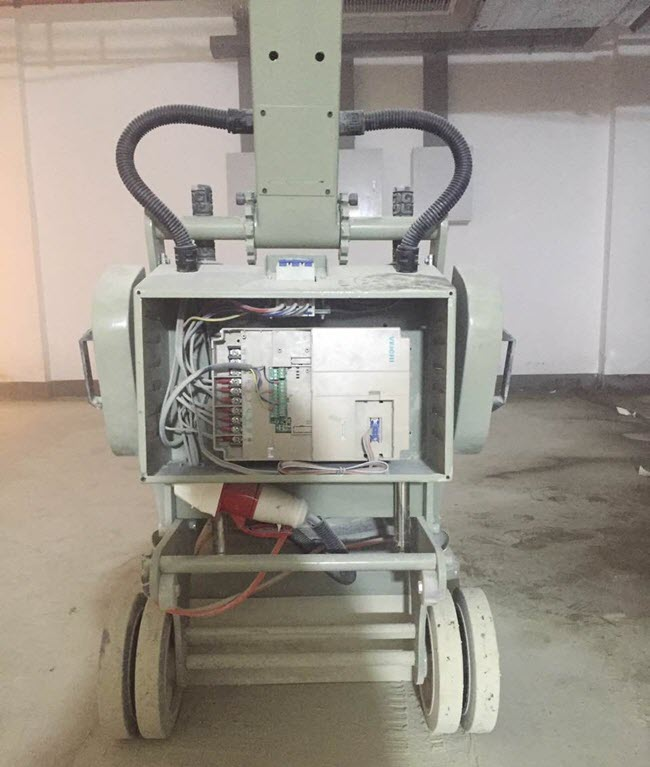 floor grinding machine frequency inverter
