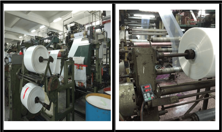 Tension Winding in Film Printing Equipment