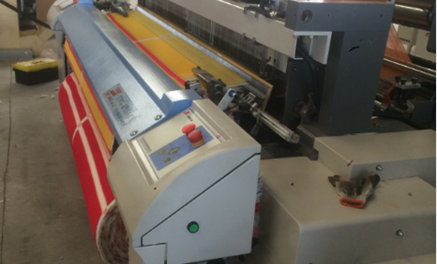 Application of VEICHI AC80 and SD600A on Air Jet Loom and Terry Towel Air Jet Loom