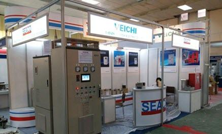 Veichi Electric S200 Sparkles on SecuTech Vietnam