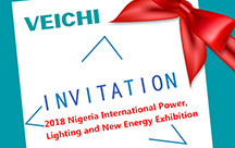 Nigeria International Power, Lighting and New Energy Exhibition, VEICHI Looks Forward to Meeting You