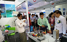 2018 Myanmar Power Show of VEICHI Ended Successfully
