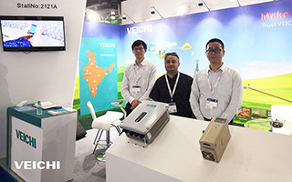 2018 India International Solar Energy Show Ended Perfectly