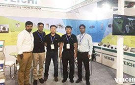 The AUTOMATION EXPO 2019 of VEICHI ended perfectly