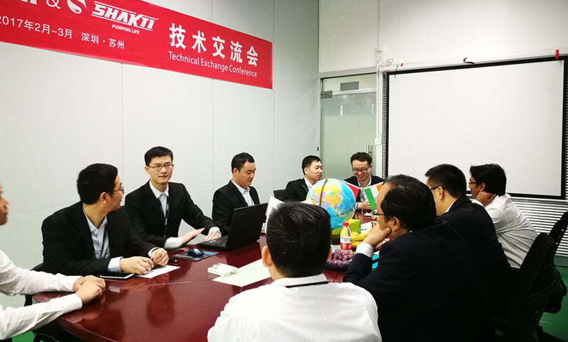 New Height of Made in China - Technical Exchange of VEICHI and Strategic Partner