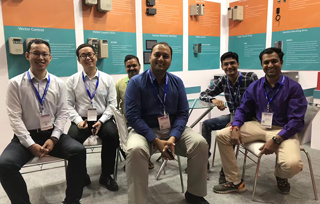 The Automation Expo 2018 In India Of Veichi Ended
