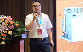 VEICHI Air Compressor Industry Energy Saving Solution Debuts in Taizhou Heroes