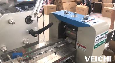 SD700 Servo System using on the Fork Type Pillow Packing Machine