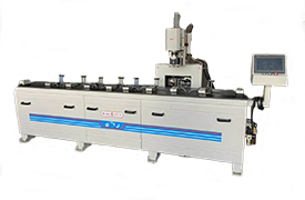 Introduction of VEICHI automatic tenon machine system