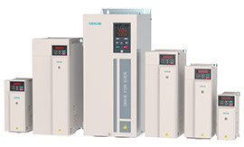 VEICHI inverter-one master, multiple slaves,perfectly drives high-power loads