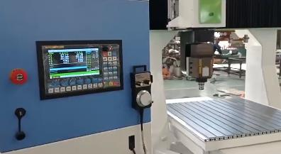 SD700 Servo System using on 5-axis CNC Machine(1.5kW*3, 400W*1, 750W*1)