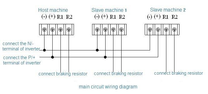 main circuit wiring diagram