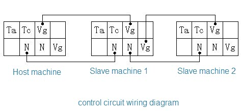 control circuit wiring diagram