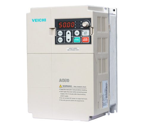 AC80C 3 Phase Single Phase VFD