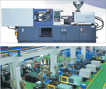 Application of SF81 Using on Injection Molding Machine