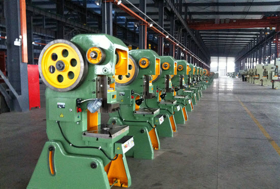 Applications of AC80C-Y Punch Press Special Inverter