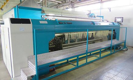 AC90 Offers Professional Solutions for Sizing Machine