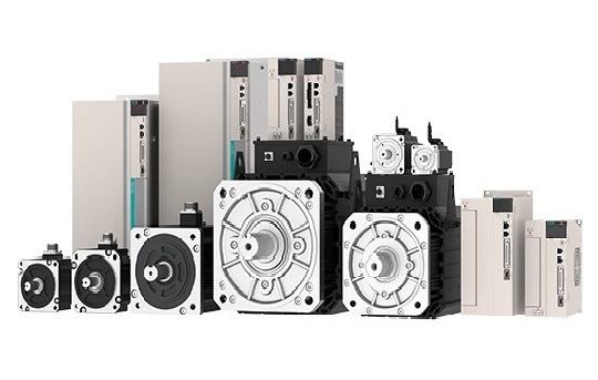 VEICHI Servo Drive and Motor System